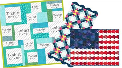 EQ8 Quick Quilt Projects