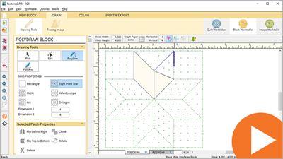 PolyDaw Grid